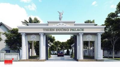 NHÀ HÀNG TIỆC CƯỚI THIÊN ĐƯỜNG PALACE- Phong cách thiết kế cổ điển - EN