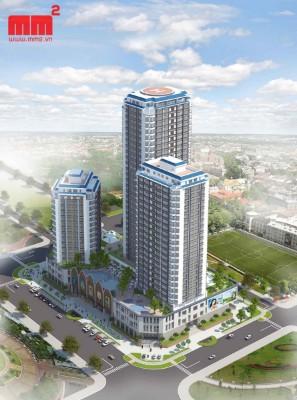 Các dự án căn hộ khách sạn do Milimet Vuông thiết kế