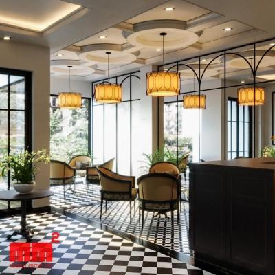 Bộ sưu tập nội thất khách sạn do Milimet Vuông thiết kế