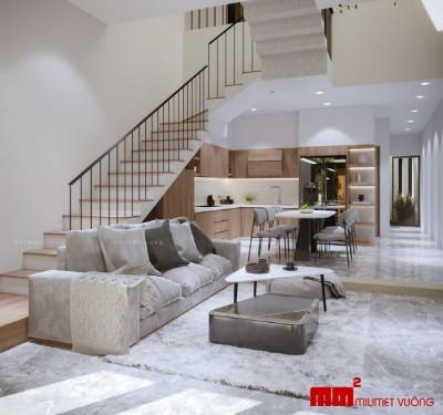 NGỌC TIẾN HOUSE chi phí xây dựng dưới 1 tỷ