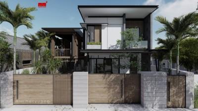 VY ANH VILLA- biệt thự phố hiện đại - EN