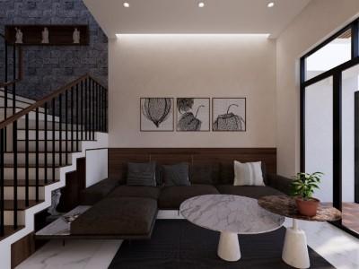 SƯƠNG HOUSE, mặt tiền 5m